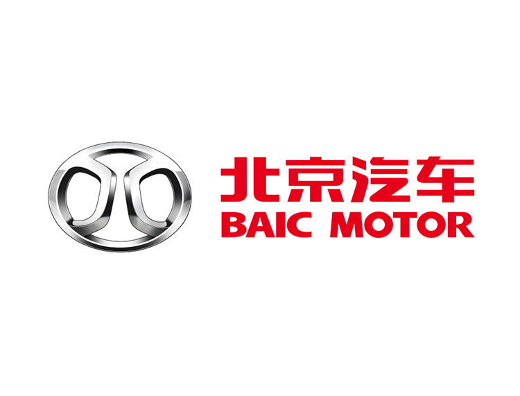 北京汽车标志矢量图