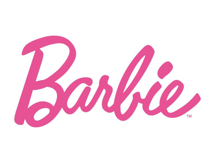 eps格式,barbie,芭比,芭比娃娃,玩具品牌,logo,矢量标志