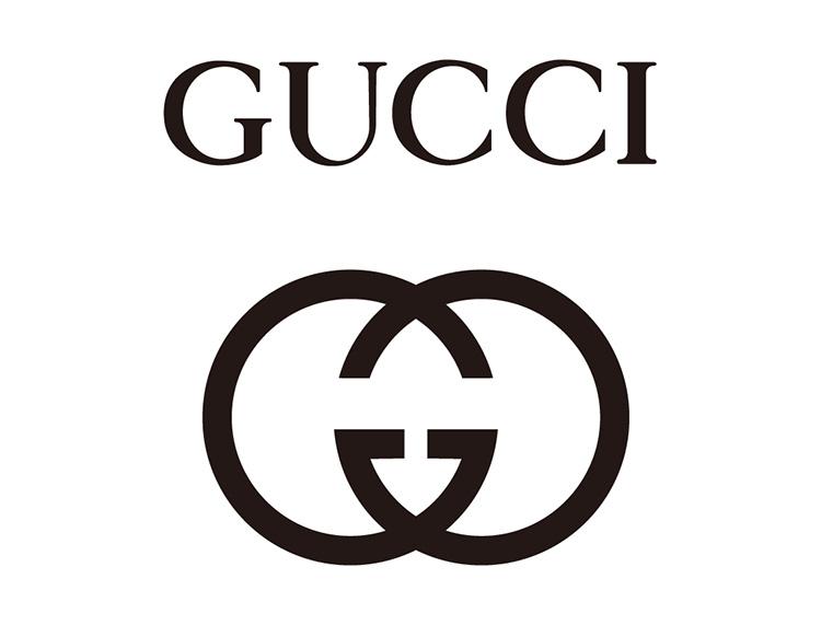 古驰 Gucci 标志矢量图