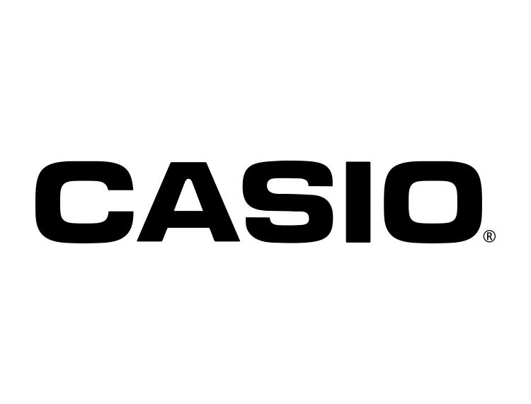 casio卡西欧手表标志矢量图