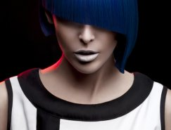 Milica Shishalica时尚人像摄影