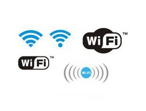 wifi圖標矢量素材