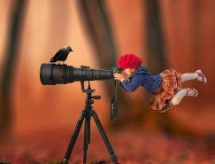Caras Ionut創意兒童攝影
