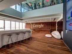 缤纷色彩主题办公环境:Googl