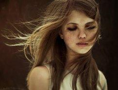 Karina Chernova人像攝影作品