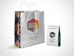 迪拜KrisKros餐廳視覺形象設計