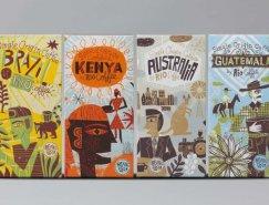 Rio咖啡包装设计