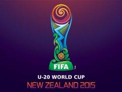 2015年新西兰U20世青赛官方会徽发布