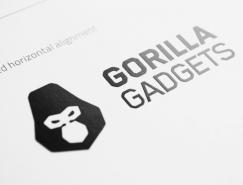 品牌设计欣赏:Gorilla移动电源