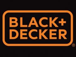 橙+黑:百得(BLACK&DECKER)新品牌形象