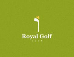 标志设计元素运用实例:高尔夫(二)