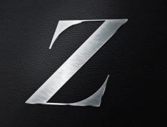 在线时尚杂志Zegist视觉形象设计
