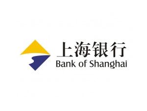 上海銀行矢量標志下載