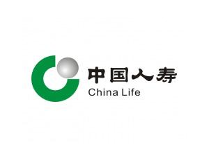 中國人壽標志矢量圖