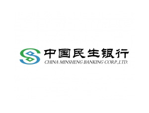 中國民生銀行矢量標志下載