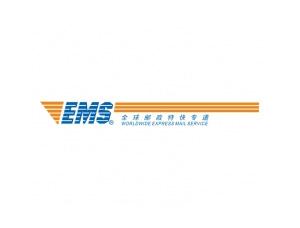 EMS速递矢量标志