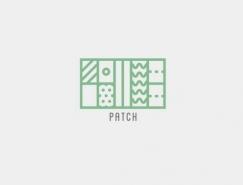 PATCH心理诊所概念视觉形象设