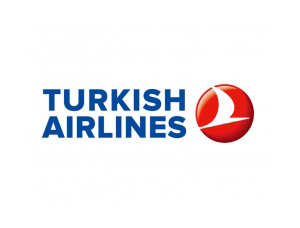 土耳其航空(Turkish Airlines)标志矢量图