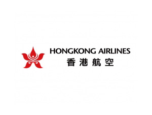 香港航空(Hong Kong Airlines)标志矢量图