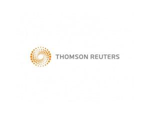 汤森路透(Thomson Reuters)标志矢量图