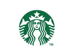 星巴克(Starbucks)新标志矢量图