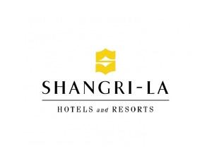 香格里拉酒店标志矢量图
