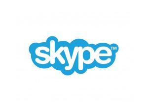 Skype标志矢量图