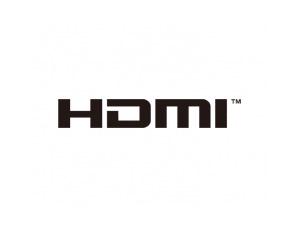 HDMI标志矢量图