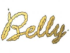 Belly餐厅视觉形象设计
