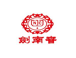 剑南春标志矢量图