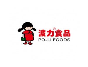 波立食品标志矢量图