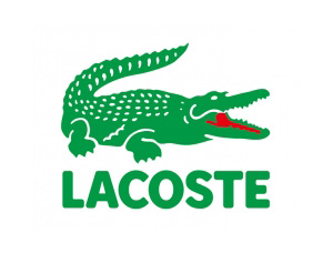 LACOSTE鳄鱼矢量标志