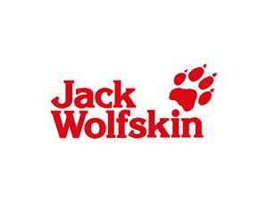 戶外品牌狼爪(Jack Wolfskin)標志矢量圖
