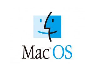 Mac OS标志矢量图