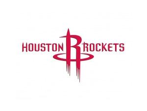 NBA:休斯敦火箭队标志矢量图