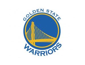 NBA:金州勇士队标志矢量图