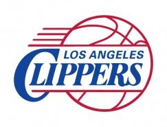 NBA:洛杉矶快船队标志矢量图