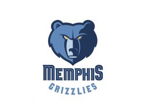 NBA:孟菲斯灰熊队标志矢量图
