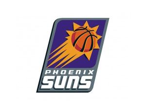 NBA:菲尼克斯太阳队标志矢量图