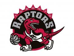 NBA:多伦多猛龙队标志矢量图
