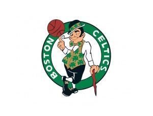 NBA:波士顿凯尔特人队标志矢量图