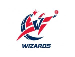 NBA:华盛顿奇才队标志矢量图