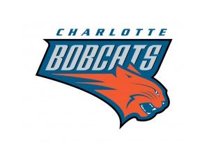 NBA:夏洛特山猫队标志矢量图