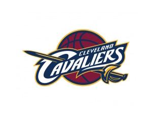 NBA:克利夫兰骑士队标志矢量图