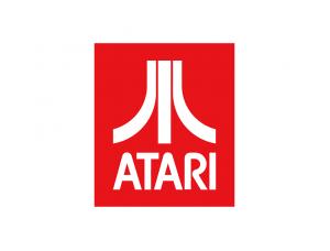 游戏机品牌ATARI雅达利标志矢量图