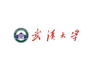 标志 武汉大学/大学校徽系列:武汉大学标志矢量图