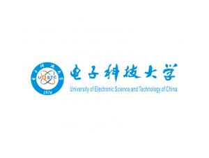 标志 电子科技大学/大学校徽系列:电子科技大学标志矢量图