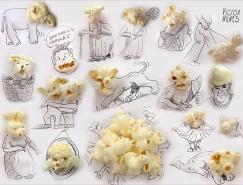 Victor Nunes令人驚嘆的創意鉛筆畫