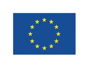 欧盟旗帜矢量图