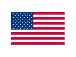 美國國旗矢量圖